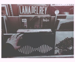 lana del rey, arctic monkeys, and music image