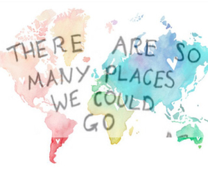 places, travel, and world image