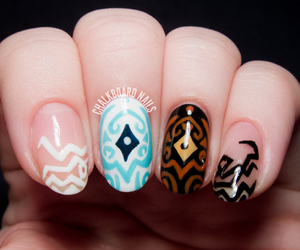 avatar, nails, and raava image