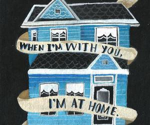 home, love, and cute image