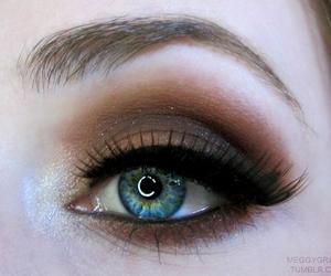 beauty and eye image