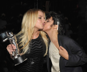 britney spears, Lady gaga, and kiss image