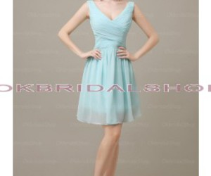cheap bridesmaid dresses, junior bridesmaid dress, and short bridesmaid dress image