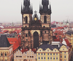 beautiful, czech, and places image