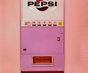 Pepsi, pink, and vintage image