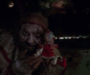 beautiful, clown, and freakshow image