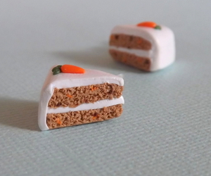 miniature, polymer clay, and clay food image