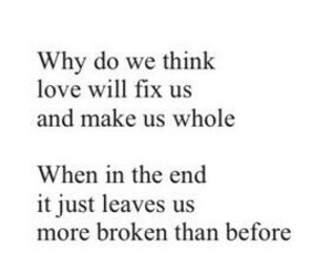 hopeless, quotes, and sad quotes image
