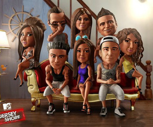 jersey shore, snooki, and doll image