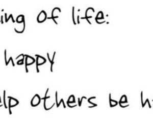 life, happy, and text image