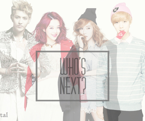exo, jessica, and kris image