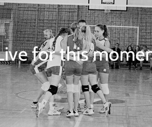 moment, team, and volleyball image
