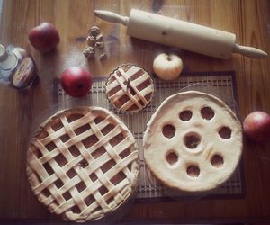 Apple Pie, apples, and baking image