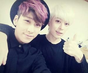 boyfriend, hyunseong, and donghyun image