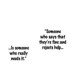 manga, quote, and sad image