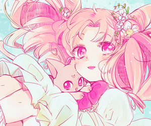 kawaii, sailor moon, and sailor scouts image