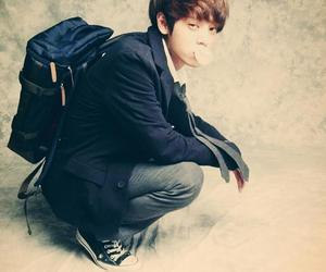 jung joon young and 1st anniversary debut image