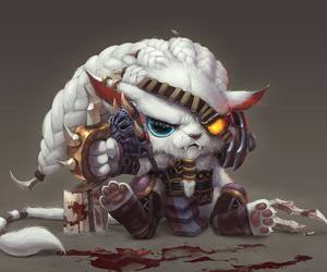 league of legends, rengar, and lol image