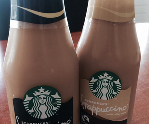 coffee, frappe, and frappucino image