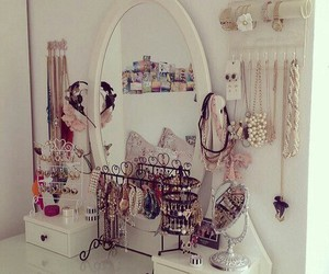 room, jewelry, and decor image