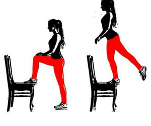 girl power, squat, and workout image