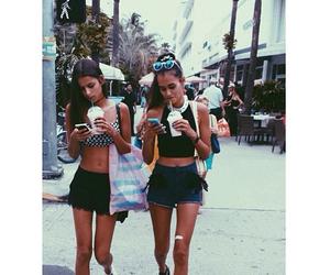 girl, fashion, and summer image