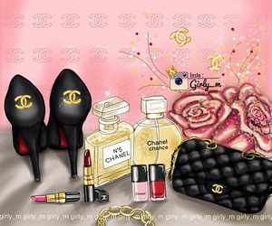 chanel, girly_m, and style image