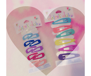 colorful, fashion, and heart image