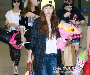 2ne1, dara, and airport image