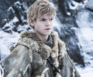 thomas sangster and game of thrones image
