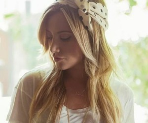 ashley tisdale, blonde, and hair image