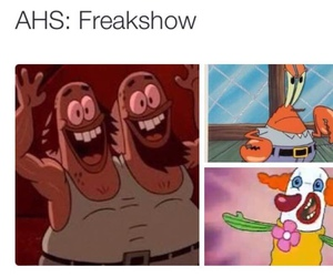 ahs, funny, and lol image