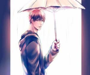 kagami taiga, kuroko no basuke, and anime image