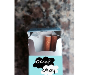 cigarette and the fault in our stars image