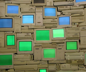 computer, blue, and green image