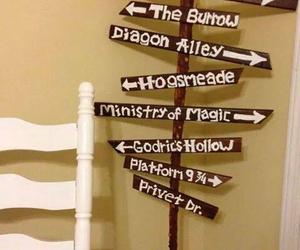 diy, harry potter, and hogwarts image