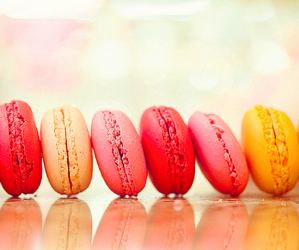 france, macarons, and paris image
