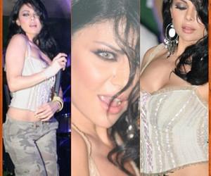 beauty, make up, and haifa wahbe image