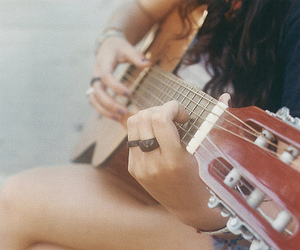 breathe, guitar, and music image