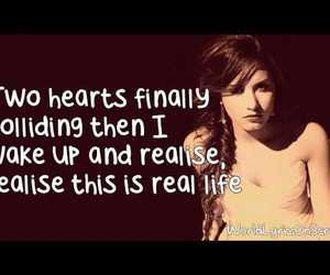 beautiful, demi lovato, and phrases image