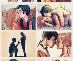 aww, perfect, and couple image