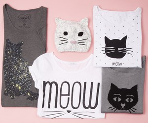 cat and tee image