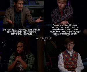 glee, matthew morrison, and kevin mchale image