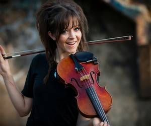 lindsey stirling, violin, and music image