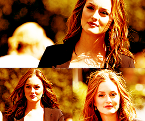 leighton meester, mine, and my edits image