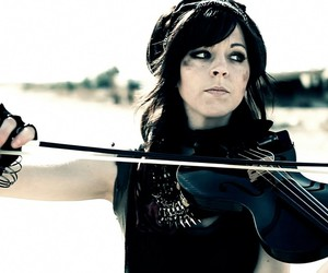 lindsey stirling, music, and violin image