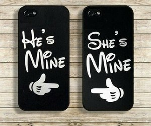 iphone, case, and mine image