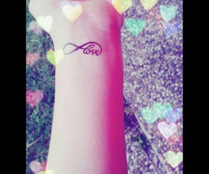 tatto forever love image