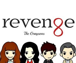 ABC, revenge, and show image