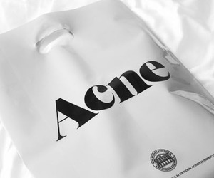acne, bag, and pink image